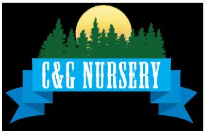 C & G Nursery Logo